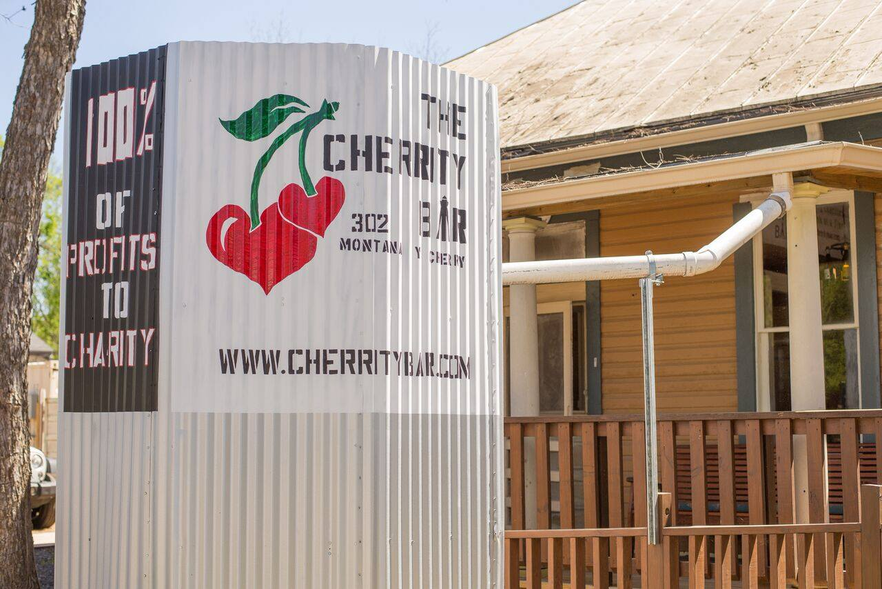 Cherrity Bar