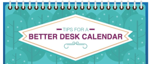 Don't ditch your desk calendar: The benefits of handwriting events and tasks infographic