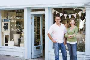 couple, retail store, entrepreneurs, SaneSpaces.com