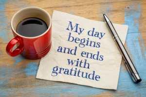 gratitude, daily practice, wellness
