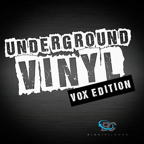 Download Big Citi Loops Underground Vinyl Vox Edition Wav