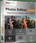 InPixio Photo Editor Premium 8 Crack With Serial Number