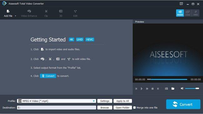 Aiseesoft Total Video Converter 9.2.10 Multilingual + Portable
