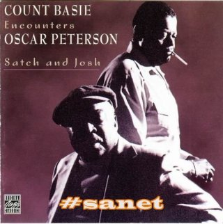 Count Basie Encounters Oscar Peterson – Satch and Josh (1975)