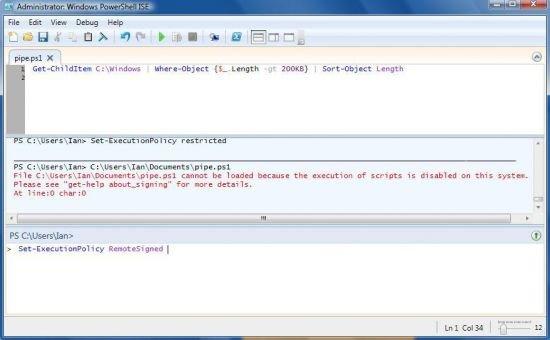 Windows PowerShell 6.0.4