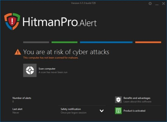 HitmanPro.Alert 3.7.3 Build 729 Multilingual
