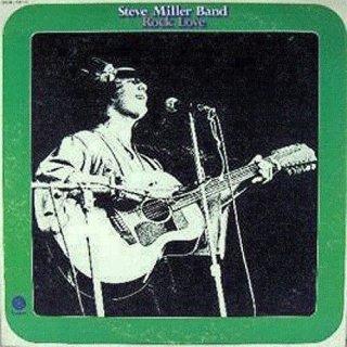 Steve Miller Band – Rock Love (1971)