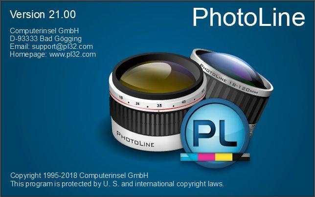 PhotoLine 21.00 Multilingual