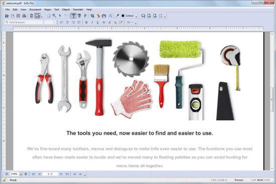 Iceni Technology Infix PDF Editor Pro 7.2.8 Multilingual