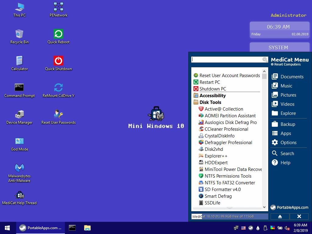 MediCat USB v20.05.1 Free Download For Windows