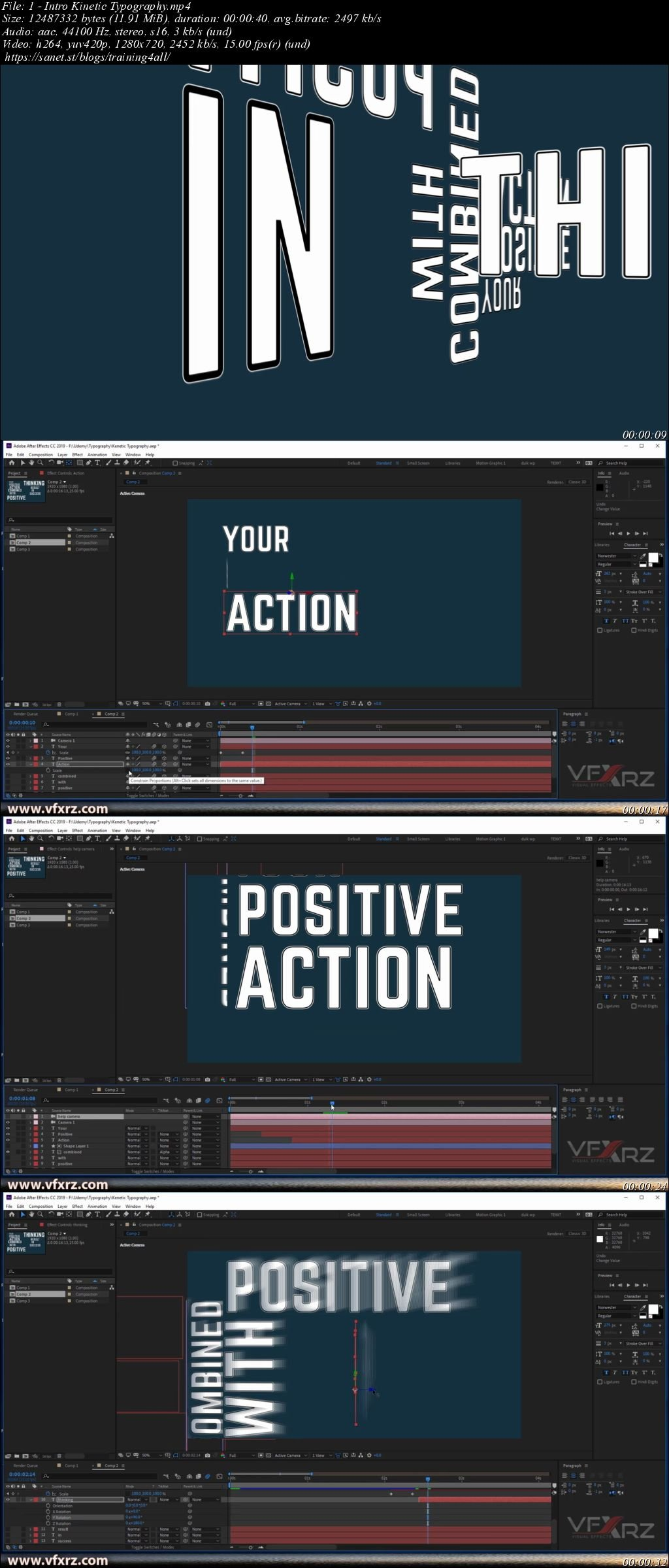 download kinetic typography in