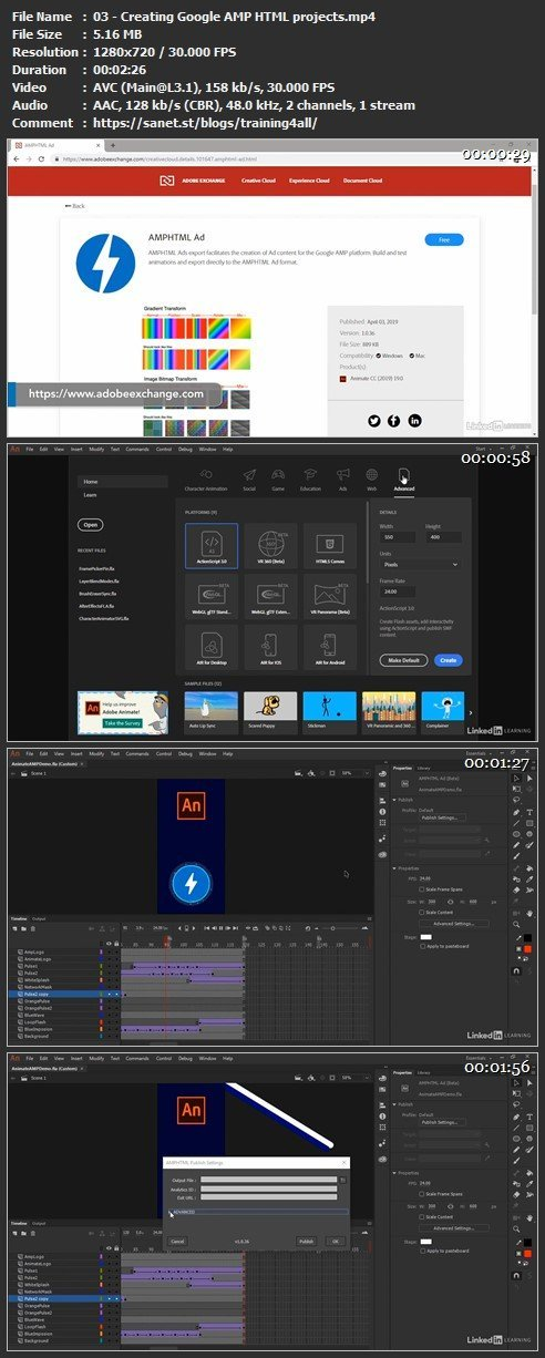 Download Adobe Animate CC New Features (Updated 5/2019) - SoftArchive
