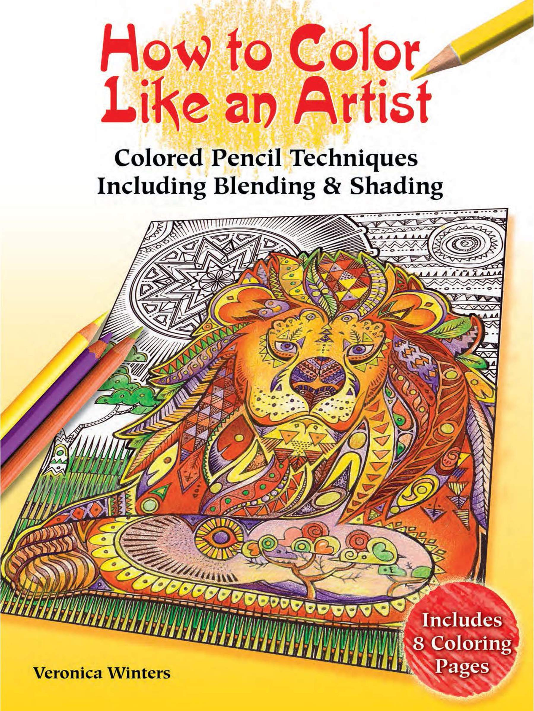 Download How To Color Like An Artist Colored Pencil