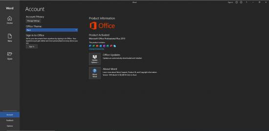 Microsoft Office Pro Plus | 12 x 1 | 2016 & 2019 | En – Fr – Ar | x64 & x86