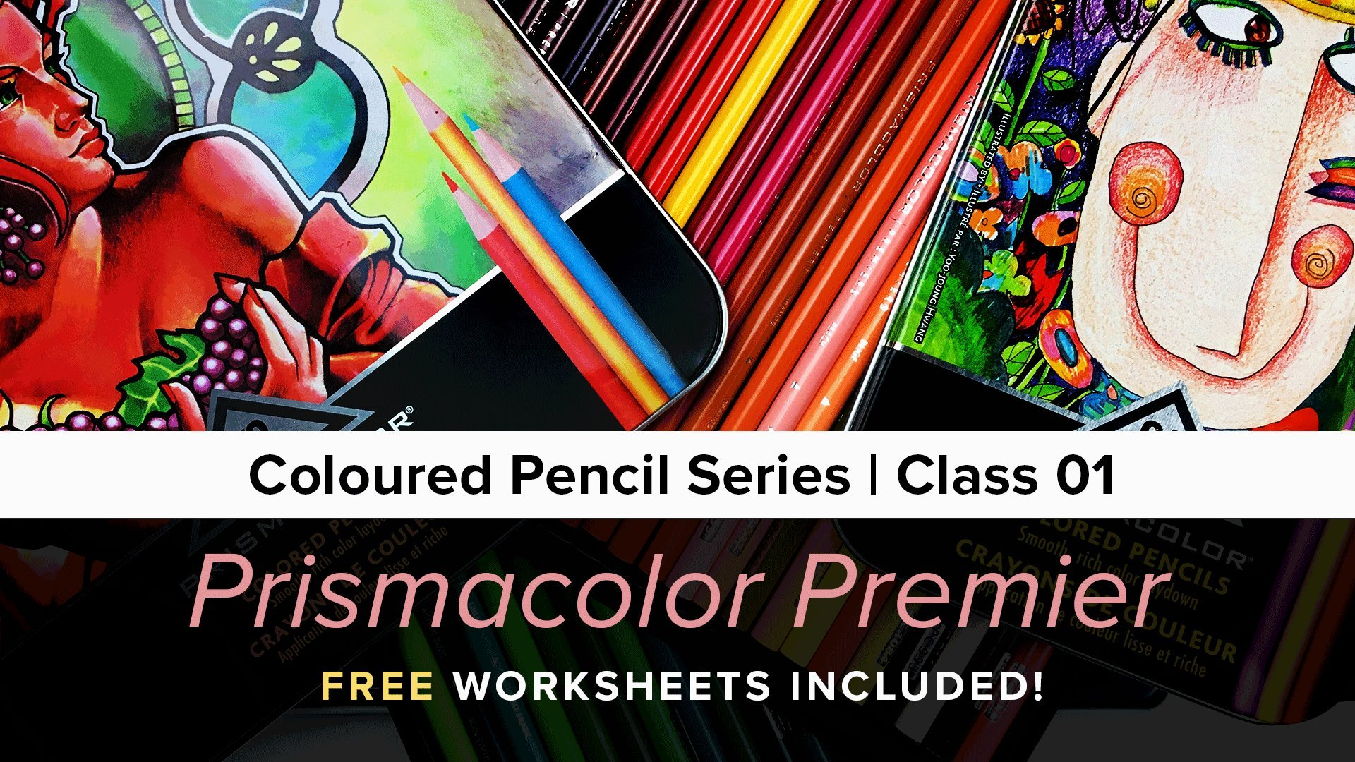 Download Coloured Pencil Series Class 1