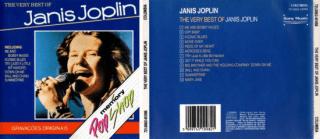 Janis Joplin – The Very Best Of Janis Joplin [Série Memory Pop Shop] (1988)