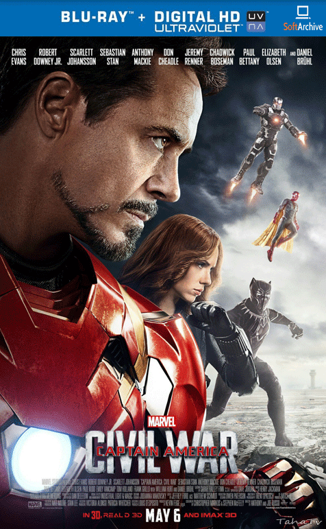 Download Captain America Civil War Bluray 1080p : download, captain, america, civil, bluray, 1080p, Download, Captain, America, Civil, BluRay, X264-jlw, SoftArchive