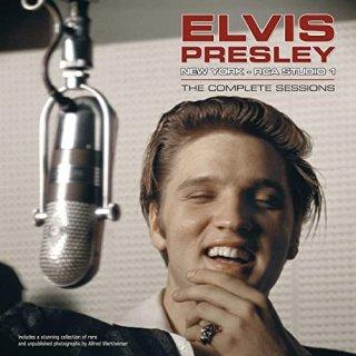 Elvis Presley – New York – Rca Studio 1 (The Complete Sessions) (2007/2017)