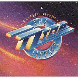 ZZ Top – The ZZ Top Sixpack (1987/2020)