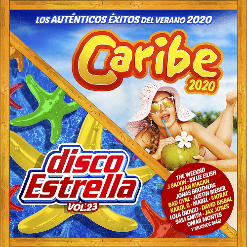 Caribe 2020 + Disco Estrella Vol.23 (2020)