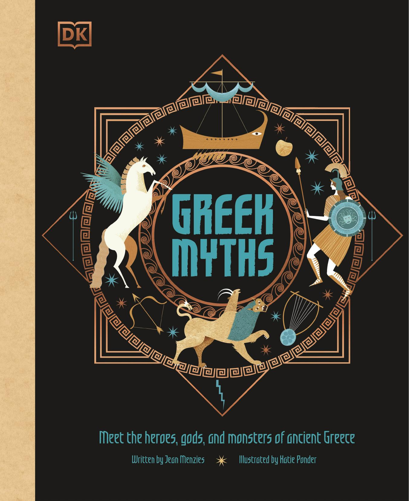 Download Greek Myths Meet The Heroes Gods And Monsters