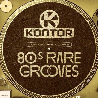 Kontor Top of the Clubs – 80s Rare Grooves (2020)