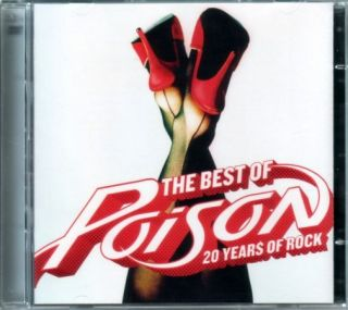 Poison – The Best Of Poison: 20 Years Of Rock (2006) {Remastered} CD-Rip