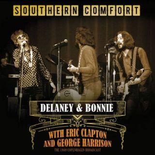 Delaney & Bonnie feat. George Harrison & Eric Clapton – Southern Comfort 1969 (2020)