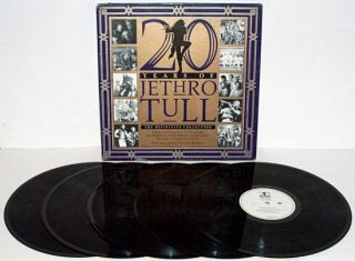 Jethro Tull – 20 Years Of Jethro Tull The Definitive Collection (1988)