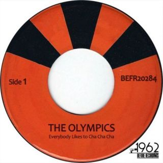 The Olympics – Everybody Likes to Cha Cha Cha (2020)