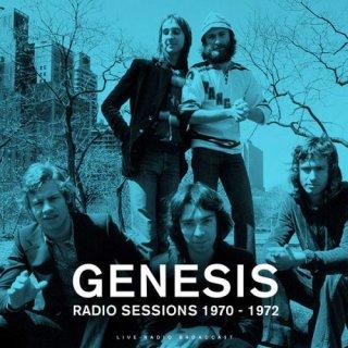 Genesis – Radio Sessions 1970 – 1972 (2020)