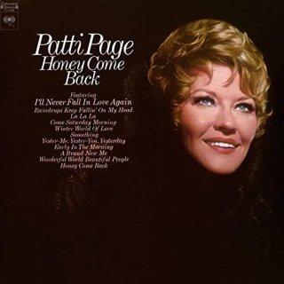 Patti Page – Honey Come Back (1970/2020)