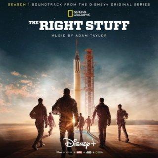 Adam Taylor – The Right Stuff: Season 1 (Soundtrack from the Disney+ Original Series) (2020)