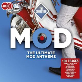 Mod: The Collection – The Ultimate Mod Anthems [4CD, BoxSet] (2017)  R&B, Soul, Rock, Gospel, Jazz, Disco