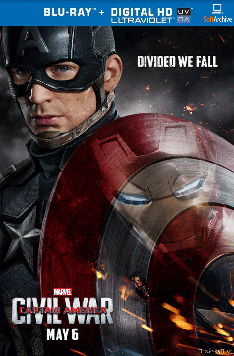 Download Captain America Civil War Bluray 1080p : download, captain, america, civil, bluray, 1080p, Download, Captain, America, Civil, BluRay, X264-nikt0, SoftArchive