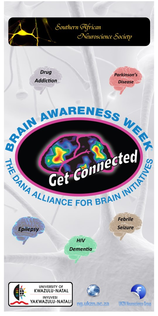 Brain awareness week banner