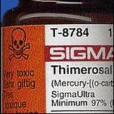 Thimerosal in vaccines