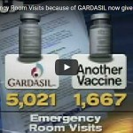 5021 Emergency Room Visits Because of Gardasil, Now Given to Boys