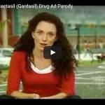 Protectasil (Gardasil) Drug Ad Parody