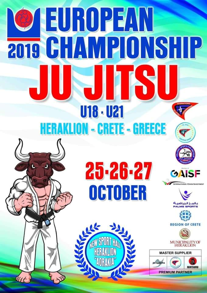 Luismi Casas luchará por las medallas en el Europeo de Grecia