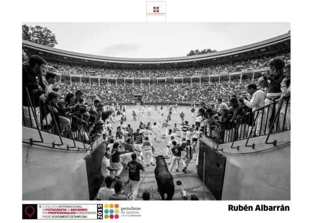 12 Tramo Plaza de Toros 47 Rubén Albarrán Beltrán