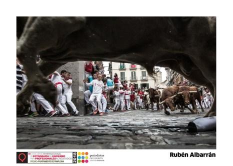 62 Rubén Albarrán - Curva Mercaderes - ESPECIAL