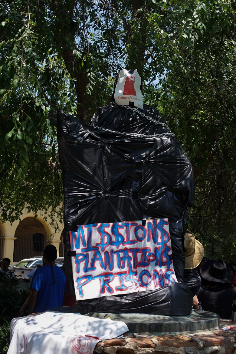 Serra Protest 9