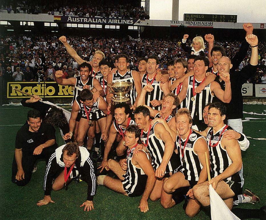 Image result for 1990 sanfl grand final