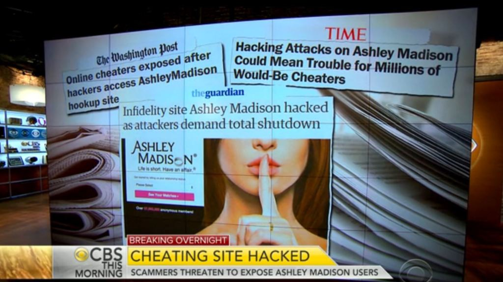 hackers expose cheating spouses