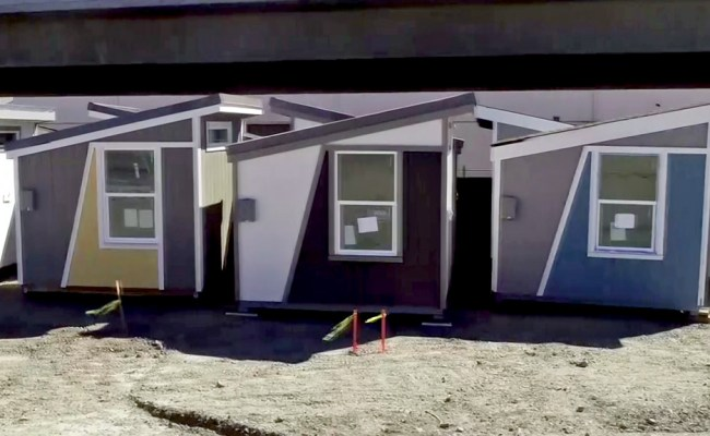 Tiny Home Developments In San Jose Offer Alternative To