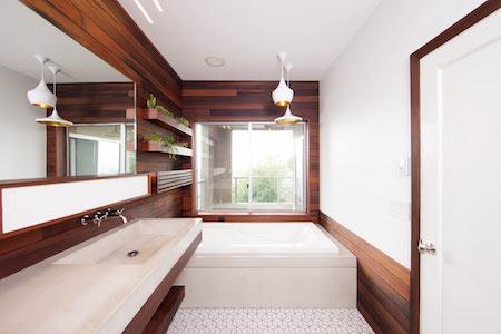 San Francisco Bathroom Renovation by Chris Brigham