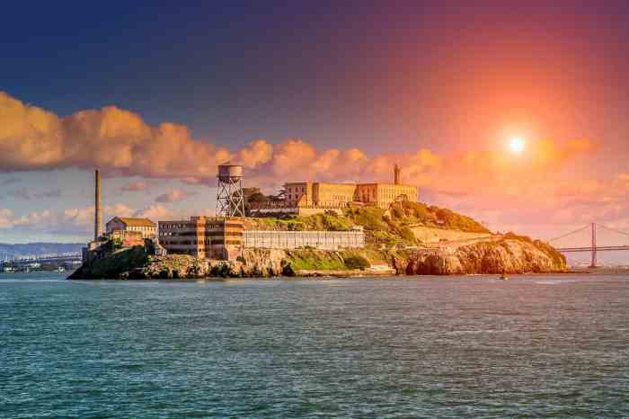Alcatraz Island + Grand City Tour