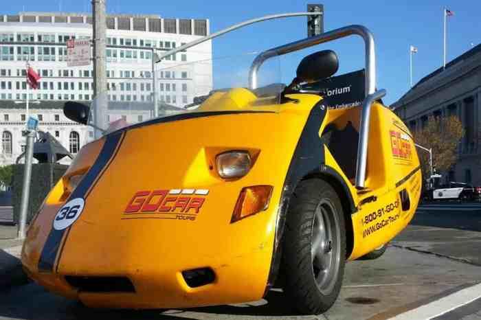 GoCar Tour of San Francisco