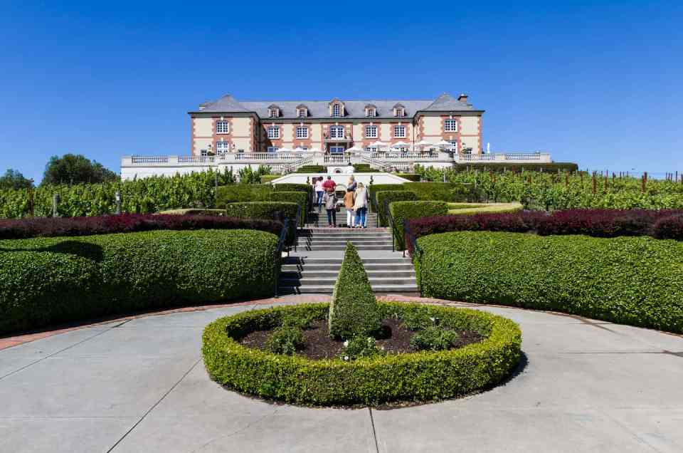 The Most Beautiful Wineries in Napa